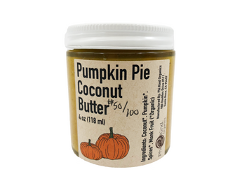 Pumpkin Pie Coconut Butter