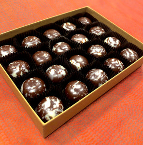 Roasted Pecan Butter Truffles - 20 Pack