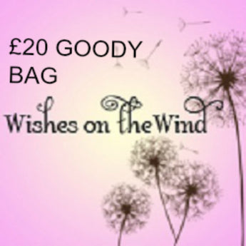 Wishes on the Wind 20 Gift Bag Of Goodies, Mystery Bag of Jewelry