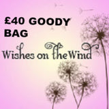 Wishes on the Wind 40 Gift Bag Of Goodies, Mystery Bag of Jewelry