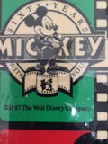 Vintage 1987 K2 Senior Team MICKEY MOUSE Snow Skis, New, Never Drilled, For Sale: - LongSkisTruck