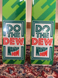 "Vintage Snow Skis: Rossignol Mountain Dew ""Do The Dew"" Limited Edition 190cm NEW - LongSkisTruck"
