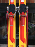 Vintage Head YAHOO 'Freestyle' Snow Skis For Sale with Look Nevada/N17 Bindings! - LongSkisTruck