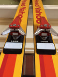 Vintage Head YAHOO 'Freestyle' Snow Skis For Sale with Look Nevada/N17 Bindings!