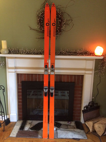 "Vintage Snow Skis For Sale: Spalding SIDERAL ""Numero Uno"" 215cm GS Tyrolia 360 - LongSkisTruck"