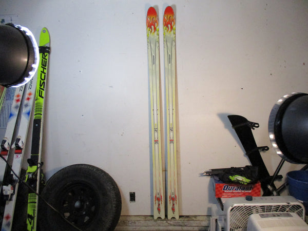 Used Dynastar 4x4 Big 194 cm Snow Ski For Sale - LongSkisTruck