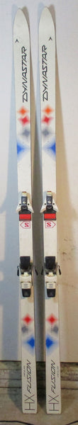Used Dynastar HX Fusion Kevlar 200 cm Snow Ski For Sale with Salomon 647 Bindings - LongSkisTruck