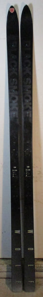 Used Wolf Ski Company Black Smoke 190 cm Snow Ski For Sale - LongSkisTruck