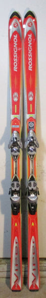 Used Rossignol Mountain Viper Z 9.5 184cm Snow Ski with Salomon 900 Carbon Binding For Sale - LongSkisTruck