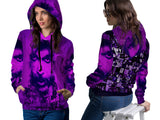 Prince Memorial Fans Woman PullOver Hoodie Custom Fullprint Sublimation sizes: S to 3XL