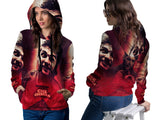 Che Guevara Cuba Revolution Fans Woman PullOver Hoodie 3D Fullprint Sublimation Size : S To 3XL