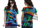 DMT 3D Digital Printed Sublimation T-Shirt Art 14