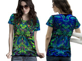 DMT 3D Digital Printed Sublimation T-Shirt Art 20