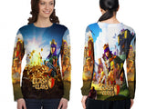 Clash of Clans For Women Long Sleeve 3D Fullprint Sublimation Size : S To 3XL