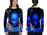 DMT 3D Digital Printed Sublimation Long Sleeve T-Shirt Art 17