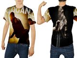 LOGAN Fans Man T-Shirt 3D Fullprint Sublimation Size : S To 3XL