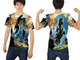 LEGEND OF ZELDA PRINTED MEN 3D T-SHIRT