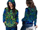 DMT 3D Digital Printed Women's Hoodie Sublimation Art 20