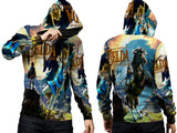 LEGEND OF ZELDA PRINT SUBLIMATION 3D PULLOVER HOODIE FOR MEN