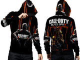 CALL OF DUTY PRINT SUBLIMATION 3D PULLOVER HOODIE FOR MEN