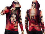 Che Guevara Cuba Revolution Fans Man PullOver Hoodie 3D Fullprint Sublimation Size : S To 3XL
