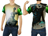 MINECRAFT For Man Tee 3D Fullprint Sublimation Size : S To 3XL