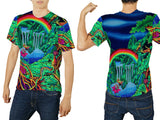 DMT 3D Digital Printed Sublimation T-Shirt Art 11