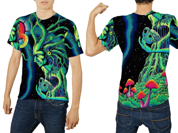 DMT 3D Digital Printed Sublimation T-Shirt Art 16