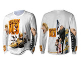 Despicable Me 3 For Man Long Sleeve 3D Fullprint Sublimation Size : S To 3XL