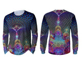 DMT 3D Digital Printed Sublimation Long Sleeve T-Shirt Art 21