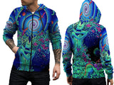 DMT 3D Digital Printed Men's Hoodie Sublimation Art 6