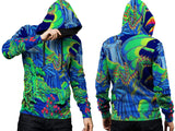 DMT 3D Digital Printed Men's Hoodie Sublimation Art 13