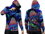 DMT 3D Digital Printed Men's Hoodie Sublimation Art 9
