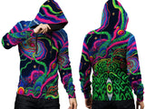 DMT 3D Digital Printed Men's Hoodie Sublimation Art 8