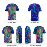 DMT 3D Digital Printed Sublimation T-Shirt Art 19