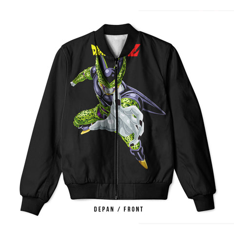 New Fans Dragon Ball Z Art 7 3D Digital Printed Men's Bomber Jacket Sublimation sizes: S to 3XL