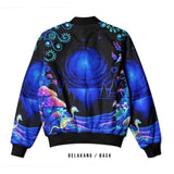 DMT 3D Digital Printed Men's Bomber Jacket Sublimation Art 17
