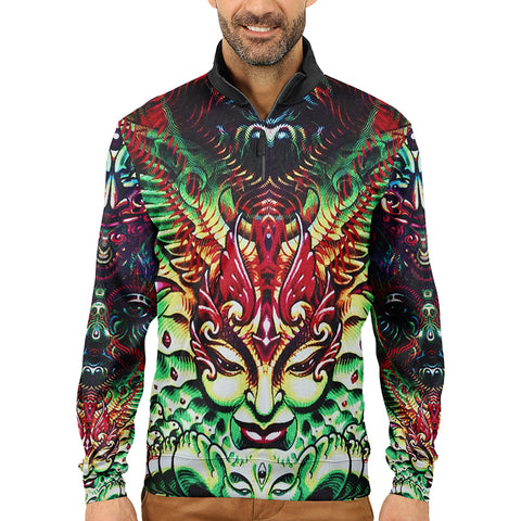 DMT 3D Digital Printed Men's Sweatshirt Sublimation Art 25