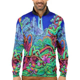 DMT 3D Digital Printed Men's Sweatshirt Sublimation Art 10