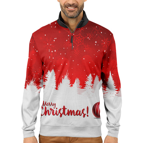 Merry Christmas 3D Digital Printed Men's Sweatshirt Sublimation