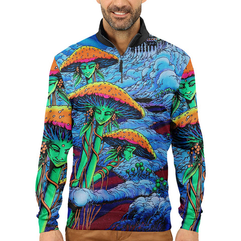 DMT 3D Digital Printed Men's Sweatshirt Sublimation Art 14