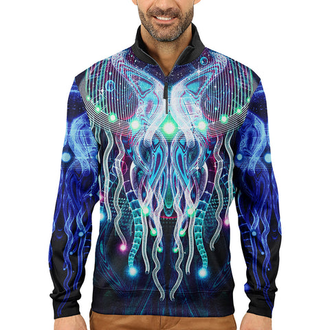 DMT 3D Digital Printed Men's Sweatshirt Sublimation Art 24