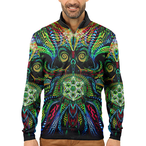 DMT 3D Digital Printed Men's Sweatshirt Sublimation Art 23
