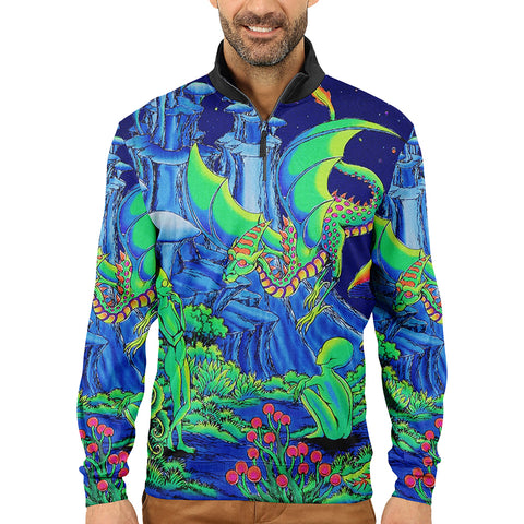 DMT 3D Digital Printed Men's Sweatshirt Sublimation Art 13