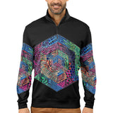 DMT 3D Digital Printed Men's Sweatshirt Sublimation Art 1
