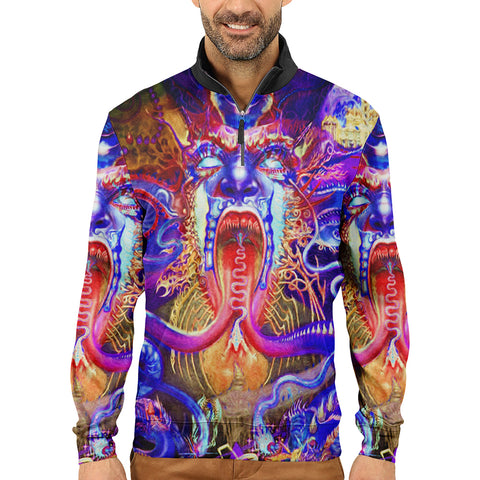 DMT 3D Digital Printed Men's Sweatshirt Sublimation Art 22