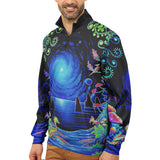 DMT 3D Digital Printed Men's Sweatshirt Sublimation Art 17