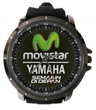 Hot New Design MOVISTAR Art 4 Custom Sport Wristwatch Sport Big Face Rubber Band