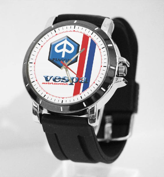 Hot New Design VESVA Art 1 Custom Sport Wristwatch Sport Big Face Rubber Band