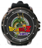 Hot New Design DRAGON BALL Art 5 Custom Sport Wristwatch Sport Big Face Rubber Band